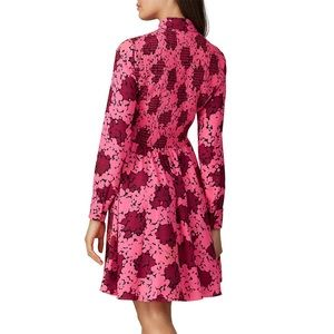 Kate Spade Pink Smock Dress
